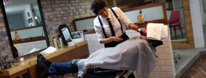 The Barber's Spa México (Satélite Platinum) is one of Por Visitar.