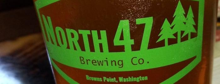 NORTH 47 Brewing is one of Posti salvati di Brent.