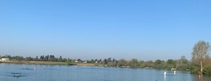 Bray Lake Watersports is one of สถานที่ที่ Tim ถูกใจ.