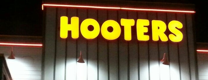 Hooters is one of Merritt Island / Cocoa Beach, Fl Must Visit.
