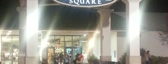 Melbourne Square Mall is one of Where I have been.