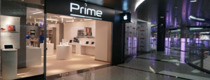 Prime is one of สถานที่ที่ JiYoung ถูกใจ.