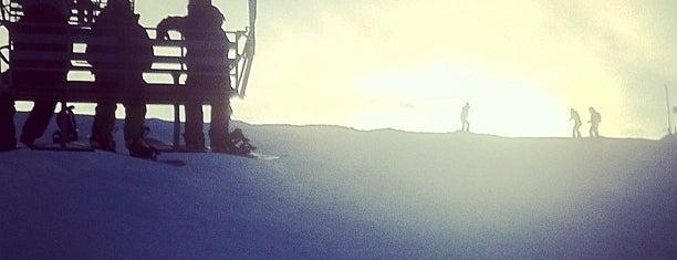 Elk Mountain Ski Resort is one of Ski trips.