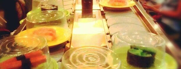 Sakae Sushi is one of Locais curtidos por Joco.