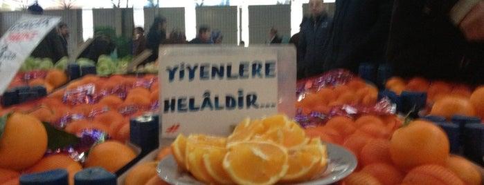 Perşembe & Sosyete Pazarı is one of Yasemin Arzu'nun Kaydettiği Mekanlar.