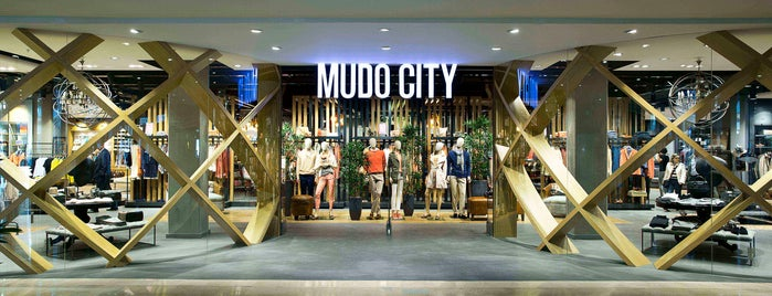 Mudo City is one of Istanbul.