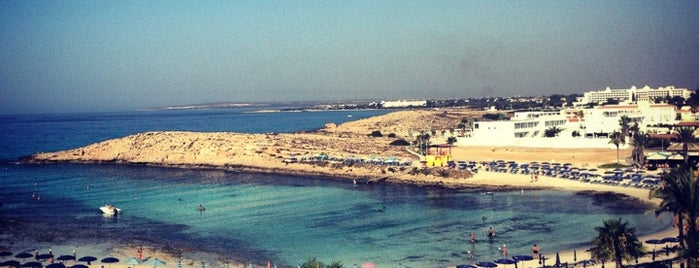 Sandy Bay Beach is one of Sunny Cyprus.