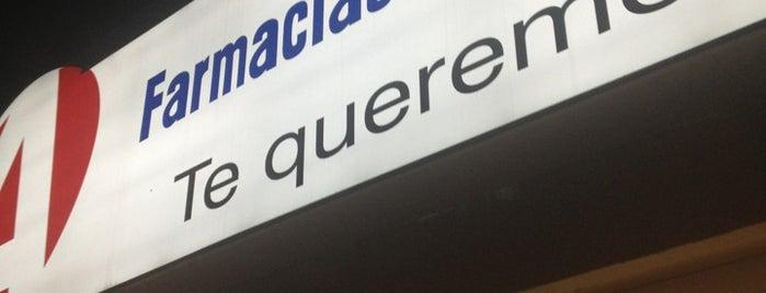 Farmacias del Ahorro is one of Tato 님이 좋아한 장소.