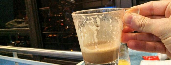 360 Cafe is one of Posti che sono piaciuti a AE.