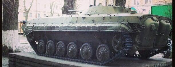 Дом офицеров Балтийского флота Министерства обороны РФ is one of Калининград.