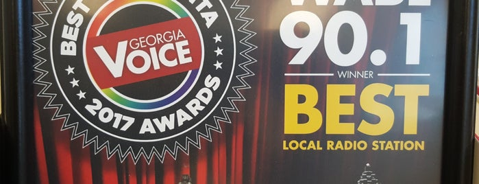 Public Broadcasting Atlanta - WABE 90.1 FM & PBA 30 is one of ✅A T L done✅.