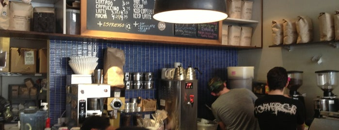 Third Rail Coffee is one of Ashley NYC.
