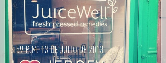 Juice Well is one of Tempat yang Disukai Yvette.