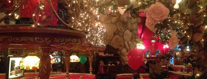 Madonna Inn is one of Living in Southern California.