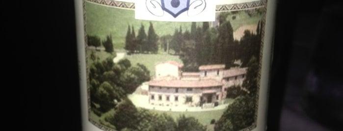 Villa Medicea Lo Sprocco is one of สถานที่ที่ Alfio ถูกใจ.