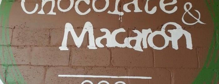 Chocolate & Macaroon Pop is one of virgo.