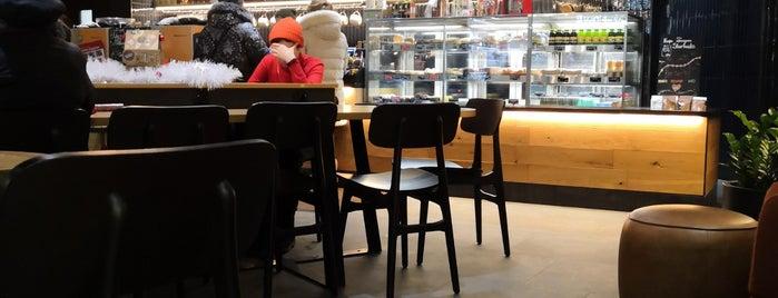 Starbucks is one of Lugares favoritos de Draco.