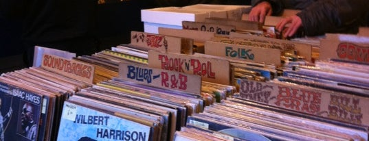 Out On The Floor Records is one of My Saved Venues Abroad.