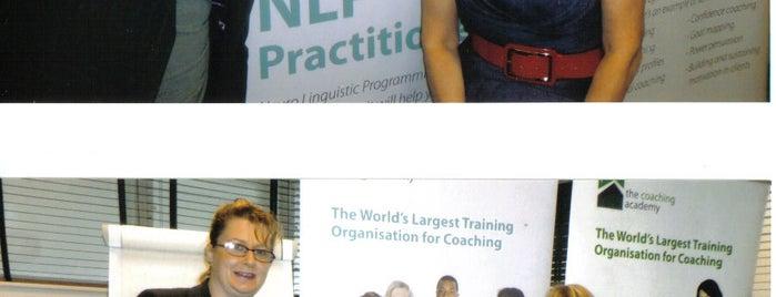 The Coaching Academy is one of Tempat yang Disimpan Deborah Lynn.