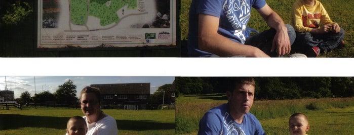 Lesnes Abbey Park is one of Tempat yang Disimpan Deborah Lynn.