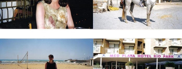 Medplaya Hotel Rio Park** is one of Tempat yang Disimpan Deborah Lynn.