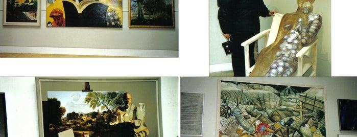 Edinburgh Art Gallery is one of Tempat yang Disimpan Deborah Lynn.