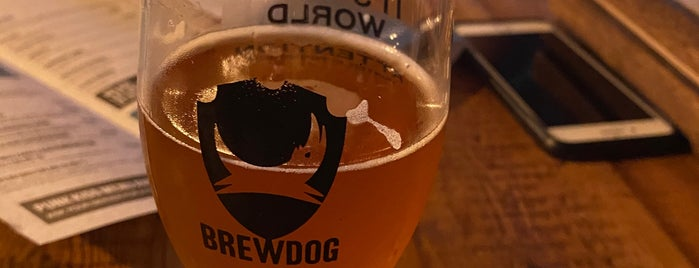 BrewDog Seven Dials is one of London.