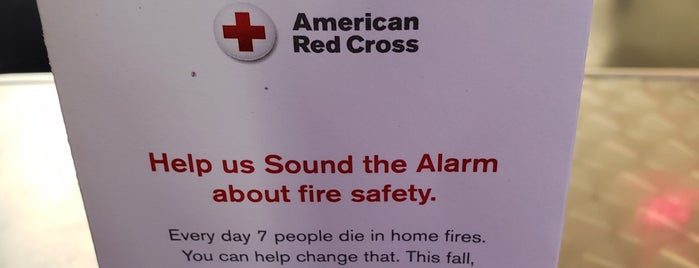 American Red Cross Blood Services is one of Mo's Liked Places.