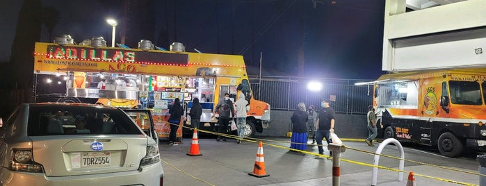 Leo's Taco Truck is one of Los Angeles.