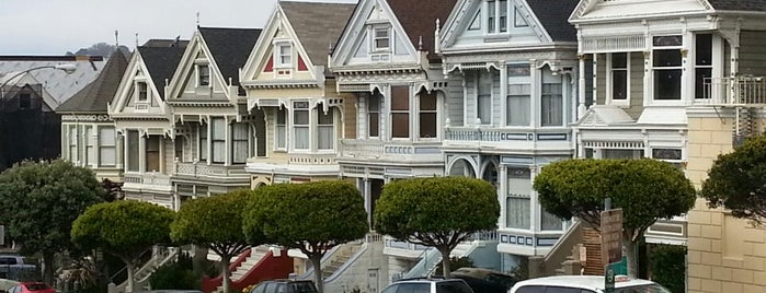 Painted Ladies is one of USA: San Francisco.