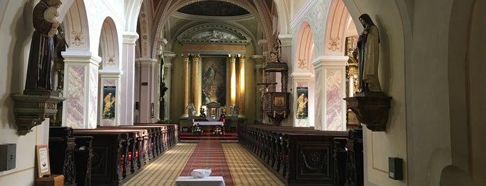4883be590 Baziliky, Katedraly, Kostoly, Kostoliky a kaplnky