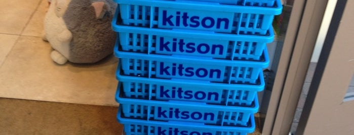 Kitson is one of Los Angeles.