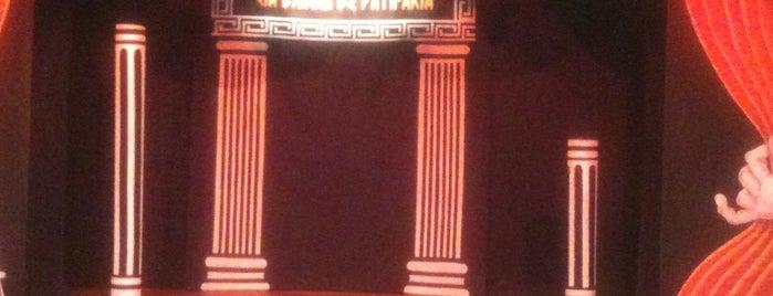 Teatro ISBA is one of VAMOS LA.....