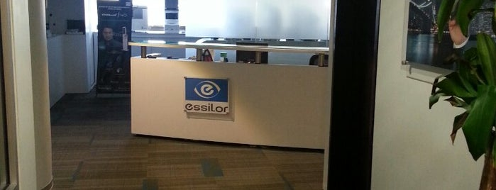 Essilor Corporativo is one of Perla 님이 좋아한 장소.