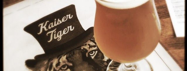 Kaiser Tiger is one of Drink.