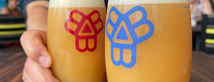 Bissell Brothers Brewing Co is one of Craft Breweries.