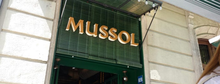 Mussol is one of Barcelona/Badalona.