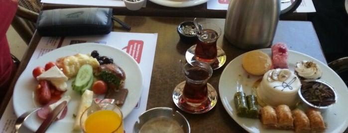 Cumhuriyet Lezzet Dünyası is one of Tatlı-Baklava vs..