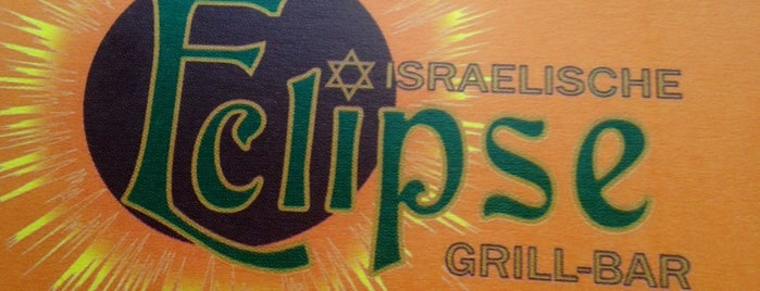 Eclipse Grillbar is one of Vegetarian Munich.