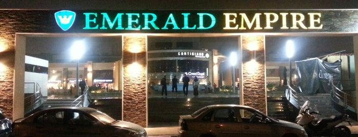 Emerald Empire (Twin Plaza) is one of Orte, die Ahmed gefallen.