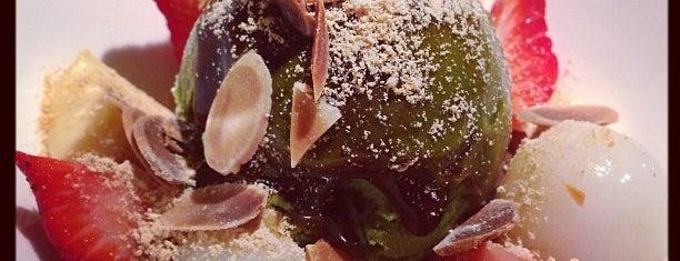 Sushi Azabu is one of New York New York.