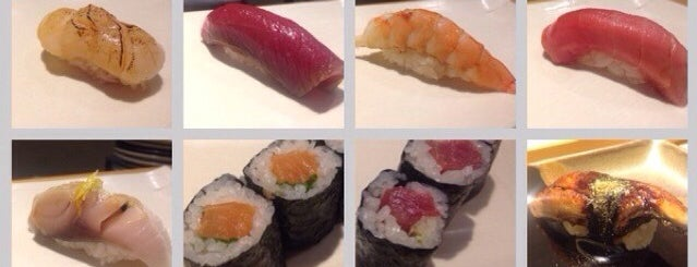 Sushi Tetsu is one of Japan in London.