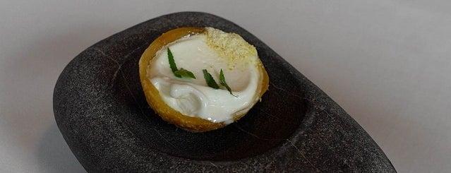 Mugaritz is one of World's 50 Best Restaurants 2015.