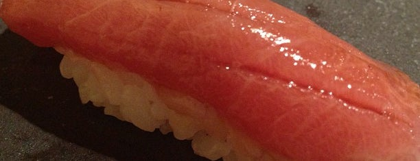 Sushi Azabu is one of NYC Eats.