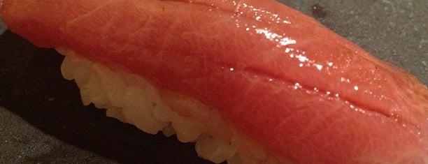 Sushi Azabu is one of NYC Restaurants To-Do.
