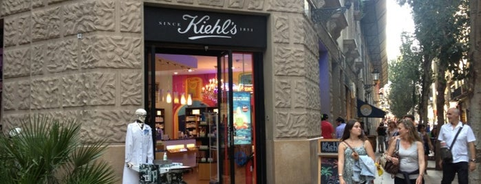 Kiehl's is one of Marco : понравившиеся места.