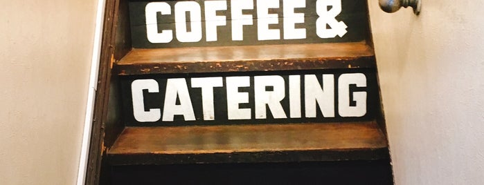 FARO COFFEE & CATERING is one of Takahiroさんの保存済みスポット.