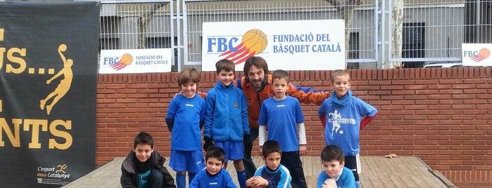 Escola Antoni Brusi is one of สถานที่ที่ Adriana ถูกใจ.