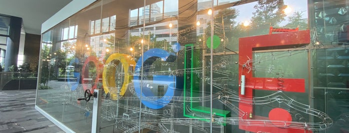 Google Asia Pacific is one of Singapore.