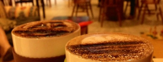 Yahava KoffeeWorks is one of Singapore.